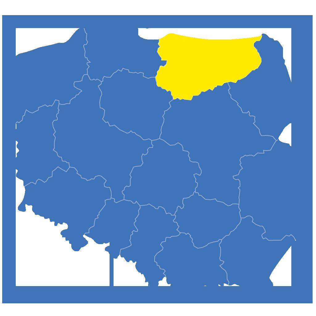 warmińsko mazurskie